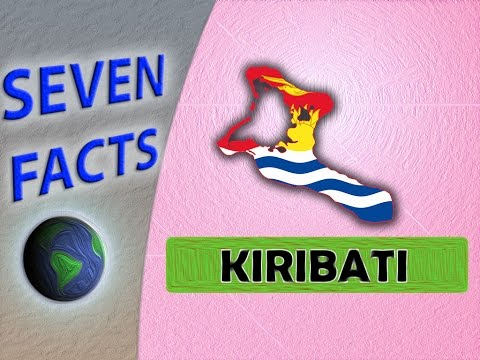 7 Facts about Kiribati