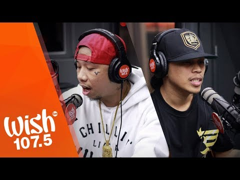 "Pricetagg (feat. CLR) Performs ""Kontrabida"" LIVE On Wish 107.5 Bus"