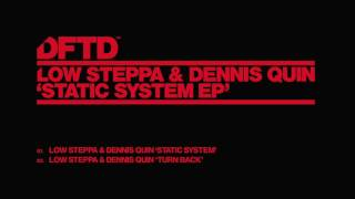 Low Steppa & Dennis Quin 'Static System'