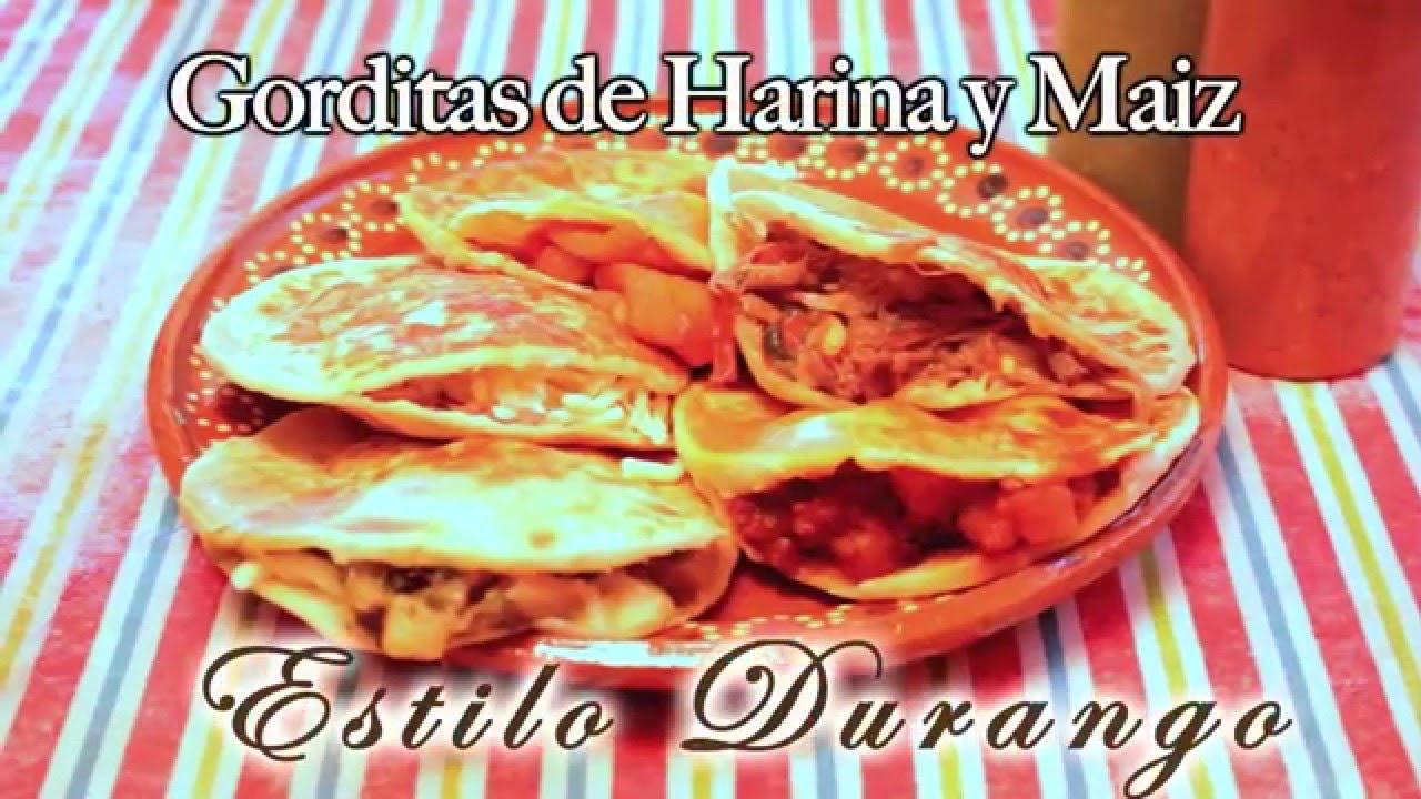 how to make gorditas de maseca