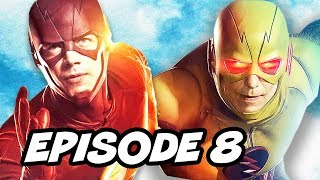 Legends Of Tomorrow Season 2 Episode 8 The Flash vs Reverse Flash TOP 10 and Easter Eggs