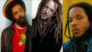 Heath Hunter With Stephen & Damian Marley - TRENCHTOWN (2003)