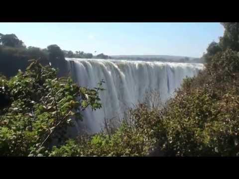 Victoria Falls - Ein Naturereignis