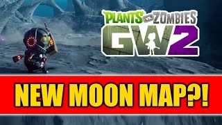 Plants vs Zombies Garden Warfare 2 - Brand New Moon Map Discussion!