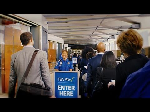 TSA Pre✓®: Be there with confidence and peace of mind - 30 Second Spot