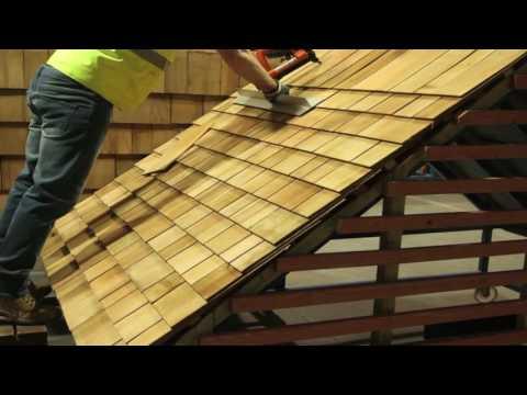 JB Shingles Installation Video - Marley Eternit
