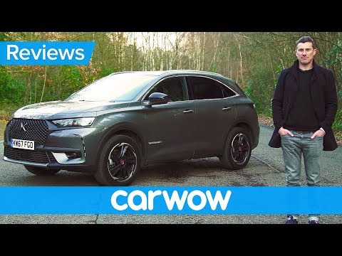 DS 7 Crossback 2018 SUV in-depth review | Mat Watson Reviews