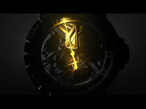 The clock is ticking... #RagingMechanics