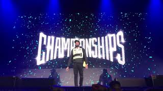 Meek Mill - Respect the Game (Live) Championships
