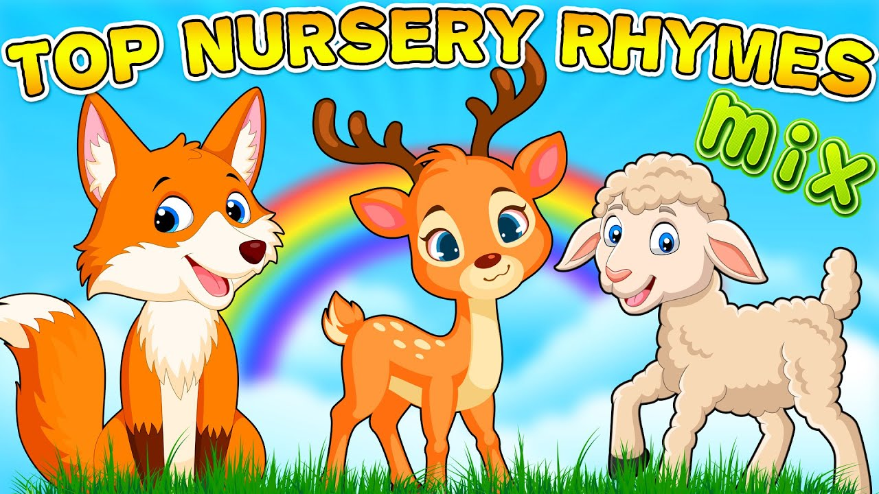 Old Macdonald Song + More Nursery Rhymes & Kids Songs | Music for babies | Educational videos MIX