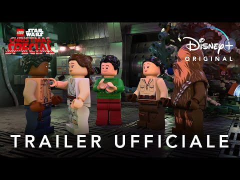 LEGO Star Wars - Christmas Special | Trailer Ufficiale | Disney+