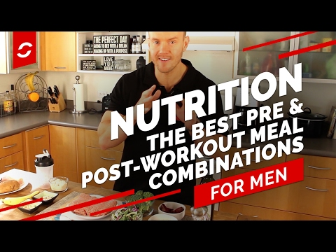 Nutrition: The Best Pre & Post-Workout Meal Combinations | Rob Riches