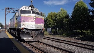 MBTA Commuter Rail F40s & GP40s, Soon to be Retired