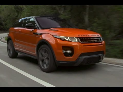 Range Rover Evoque Autobiography First Video Driving Review CARJAM TV 2014