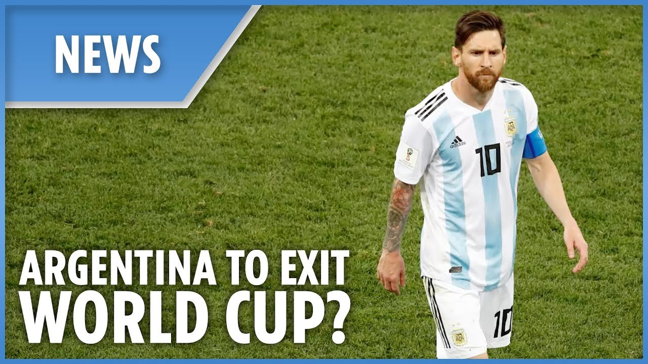Argentina to exit World Cup: is this the end of Lionel Messi's international career