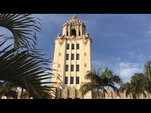 Beverly Hills City Hall 29 May 2015