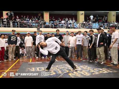 Popping Best30 | 160228 OBS Vol.10 Day1
