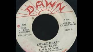 Bim Lewis & Clover - Sweet Heart [1975]