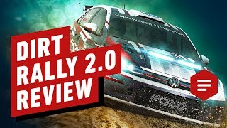 Dirt Rally 2.0 Review (Video Game Video Review)