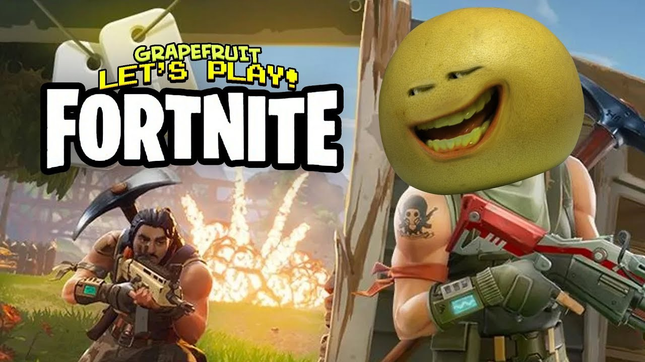 Fortnite: SAVE THE WORLD! [Grapefruit Plays] - YouTube