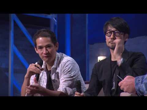 E3 Coliseum: A Conversation with Hideo Kojima and Jordan VogtRoberts