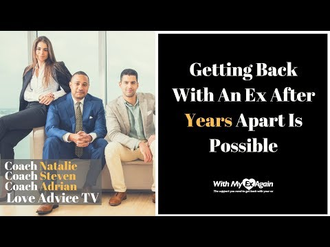 Getting Back With An Ex After Years Apart Is Possible (Even