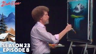 Bob Ross - Valley Waterfall (Season 23 Episode 8)