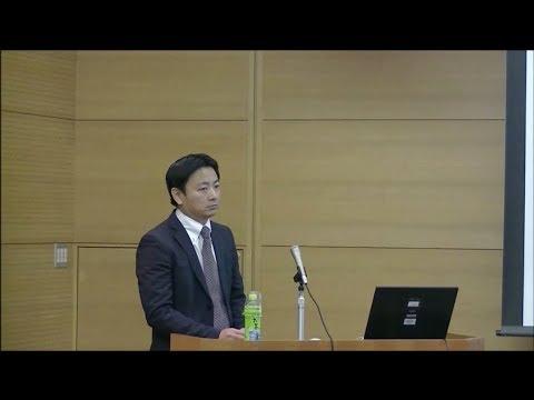 H30.12.22 市民公開講座 公平直樹 医師「最先端治療とロボット手術『前立腺がん』」