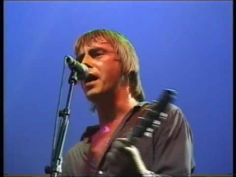 Paul Weller Band Victoria Park 8th August 1998