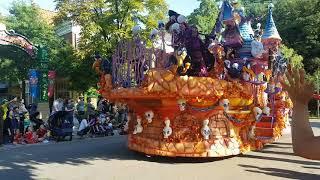 에버랜드 해피 할로윈 파티 퍼레이드 EVERLAND Happy Halloween party Parade