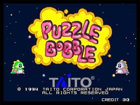 Puzzle Bobble original theme music