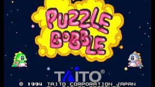 Puzzle Bobble original theme music