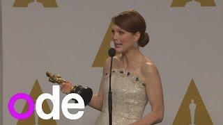 Oscars: Julianne Moore wins best actress for Still Alice