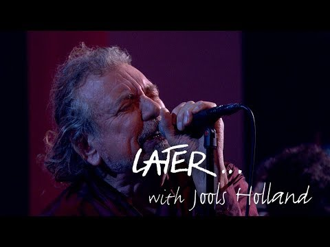 Robert Plant & The Sensational Space Shifters - New World - Later… with Jools Holland - BBC Two