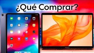 iPad Pro de 2018 o MacBook Air 2018, ¿qué comprar?