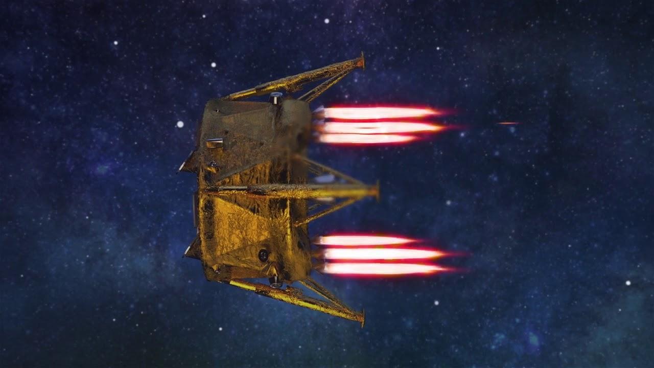 Beresheet Lunar Lander - Satellite Missions - eoPortal Directory