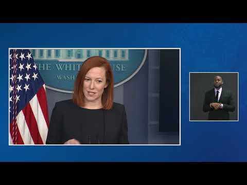 02/12/21: Press Briefing by Press Secretary Jen Psaki