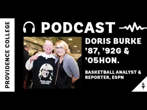 Doris Burke '87, '92G, & '05Hon. - At the Top of Her Game (R