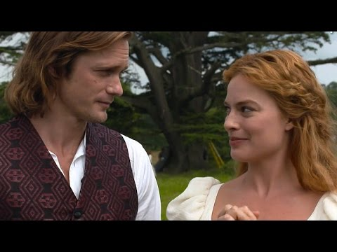 EXCLUSIVE: Alexander Skarsgard and Margot Robbie Go Primal in 'Tarzan' First Look
