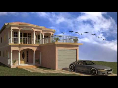 Trelawny Jamaica Gated Community Jamaica Luxury Modern Blue Prints ...