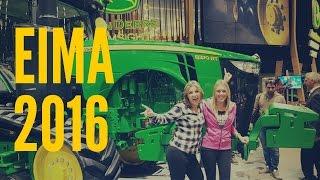 EIMA 2016 - la fieSTA per gli agricoltori e per gli AGROyoutubers