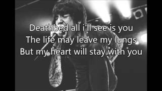 Deathbeds - Bring me the horizon (lyrics)
