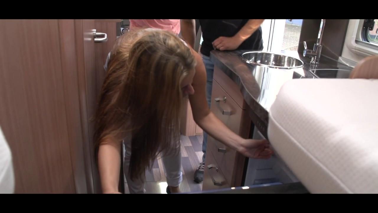 Bürstner Einweisungsfilm – Bedienung eines Wohnmobils