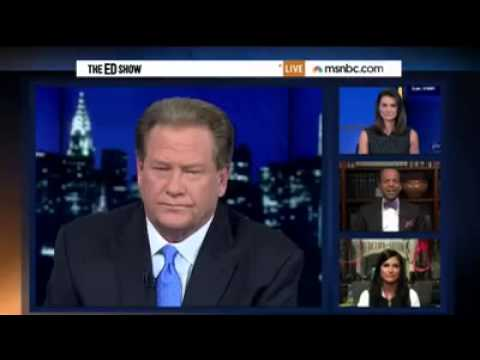 Dana Loesch owns and destroys obnoxious Ed Schultz on ObamaCARE