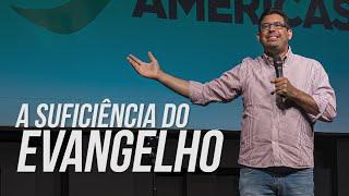 A SUFICIÊNCIA DO EVANGELHO 14.01.21 | Rev. Moisés Andriolo