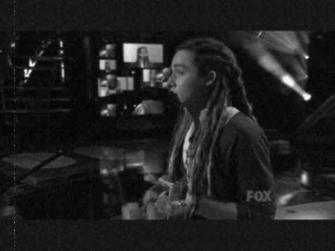 Jason Castro - Somewhere Over The Rainbow - Studio Version