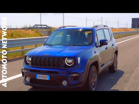 2021 Jeep Renegade 4xe And Compass 4xe Plug In Hybrid Youtube