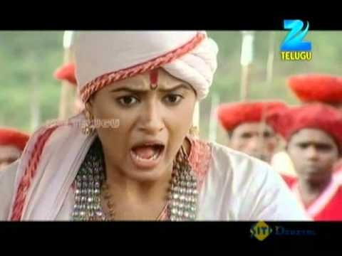 Download Veer Naari Jhansi Lakshmi - Telugu Tv Serial - Best Scene - Shefali Gupta - Jan. 19 '12- Zee Telugu