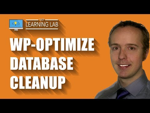 WP-Optimize Will Optimize Your WordPress Database In One Click - How To Setup WP-Optimize Plugin