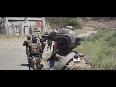 MARSOC Marines train at Camp Pendleton.